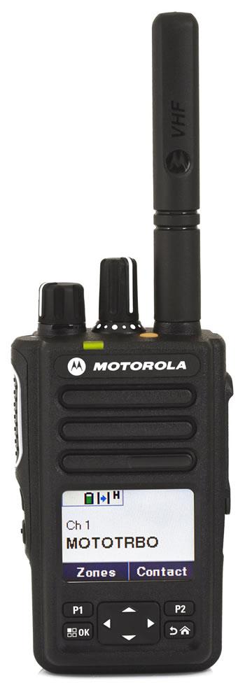 Motorola DP3661